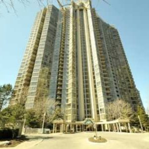Very Large Two Bedroom Condo Near Square One Mississauga