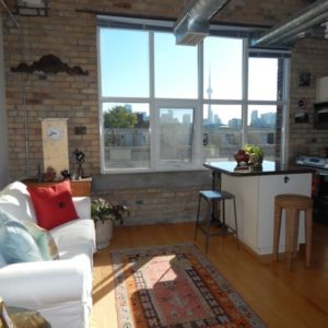 Bachelor Condo in Beautiful Chocolate Co. Lofts