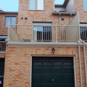 3 Storey Townhouse in Scarborough (Danforth & Warden)