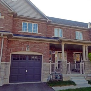 New 3 Bedroom, 3 Bath Townhouse in Brampton (Hwy 50 & Cottrelle)
