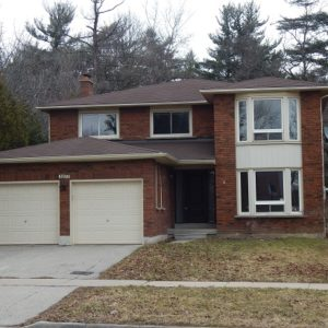 Beautiful Four Bedroom Home – Erin Mills