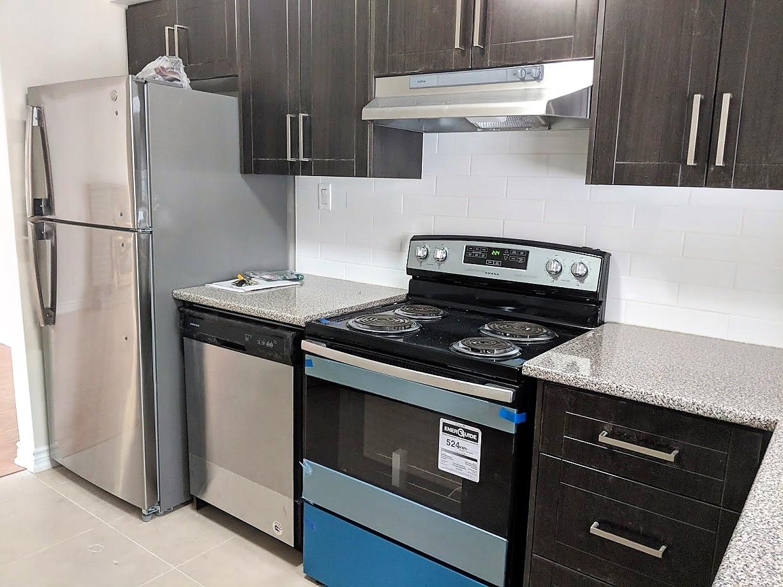 empty kitchen