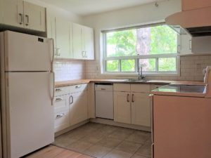 Spacious, and  bright  two-storey unit at Dunn Ave and King St, Toronto