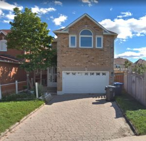 Well-Maintained 4 Bedroom Home in Brampton