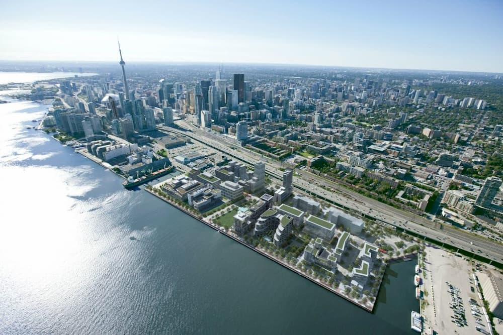 Sidewalk Labs: The Future of Toronto?