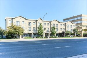 Spacious Two Bedroom Condo at Kennedy and Sheppard